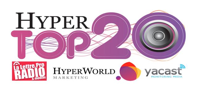 Classement HyperTop 20 - Semaine 19 (Abonnés uniquement)