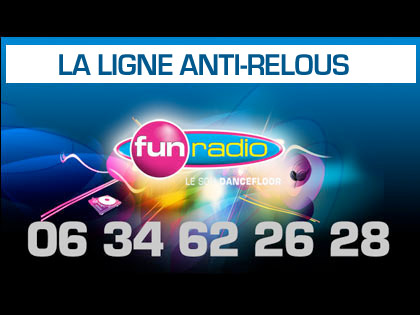 """""""La ligne anti-relous"""" : Fun Radio condamnée"""