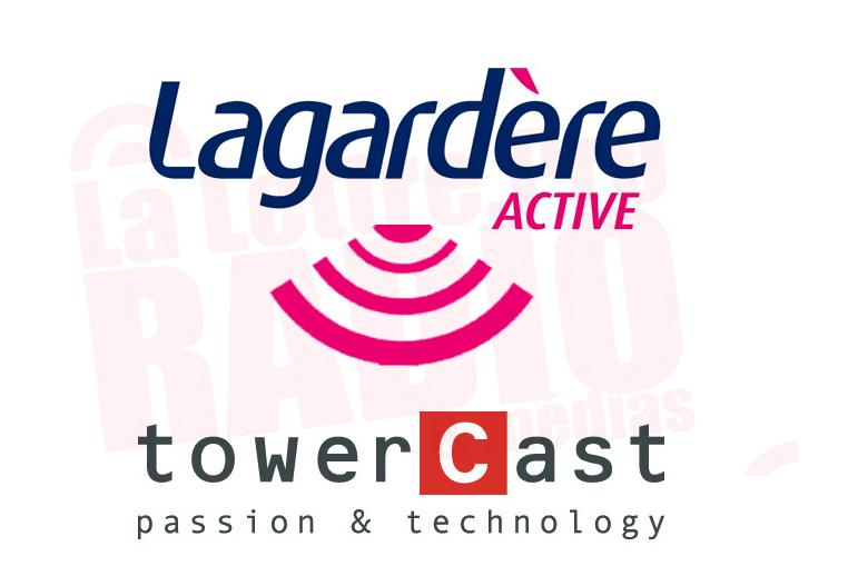 TowerCast finalise sa vente et l'achat de l'activité de Lagardère