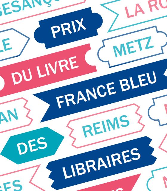 Lancement du Prix du livre France Bleu