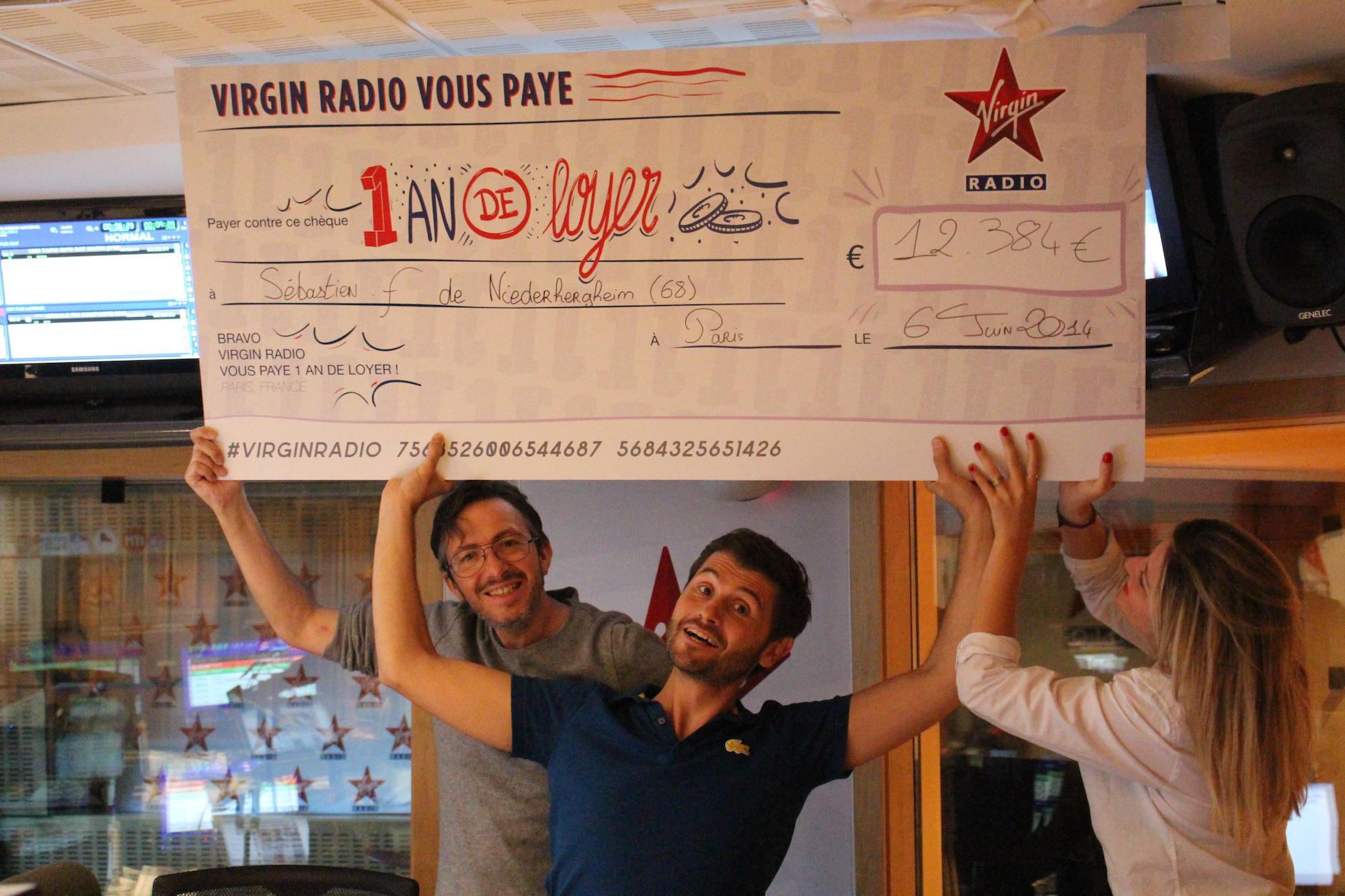 Plus de 12 000 € pour Sébastien de Niederhergheim