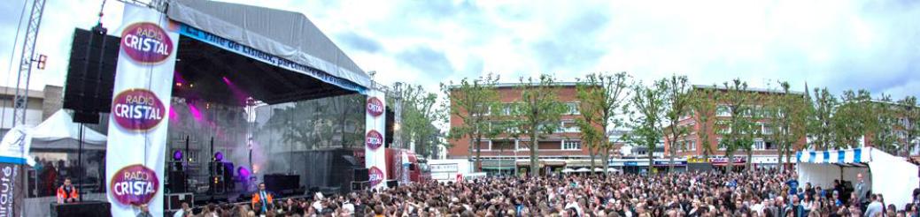 Cristal Live 2014 à Lisieux