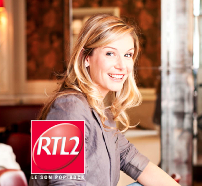 Louise Ekland reste sur RTL2