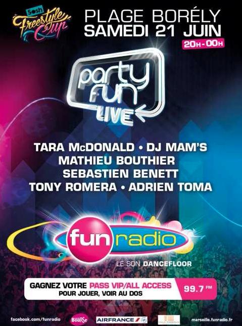 Fun Radio fête la musique