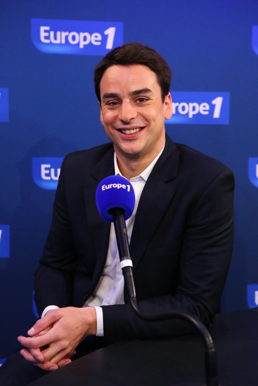 Julian Bugier revient cet été sur Europe 1 © Capa Pictures - Europe 1