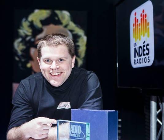 Jérémy Kiffel aura droit à quelques surprises pour son dernier Morning sur Happy FM