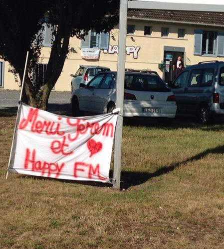 Jérémy Kiffel quitte Happy FM pour Kiss FM