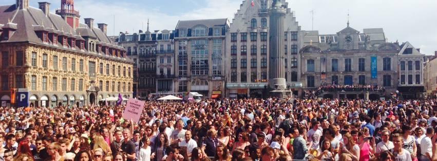 A Lille, les auditeurs aiment Contact et le prouvent lors des Médialocales 2014