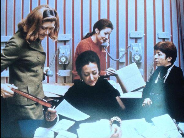 Dans les années 70, Ménie Grégoire a créé un genre: la libre-antenne (photo RTL)
