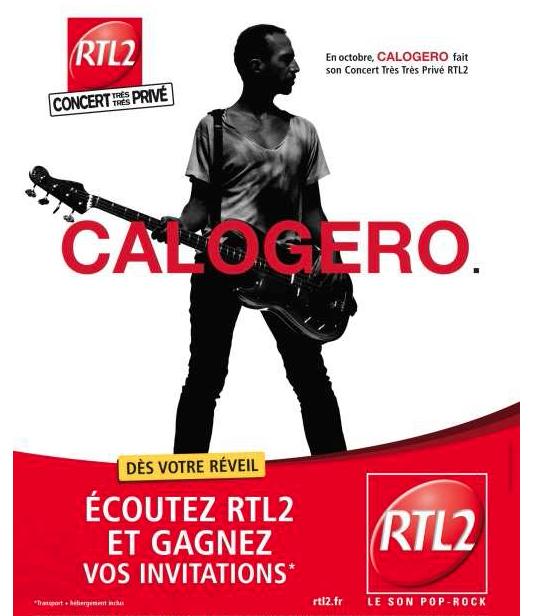 """RTL2 en """"Concert Très Très Privé"""""""