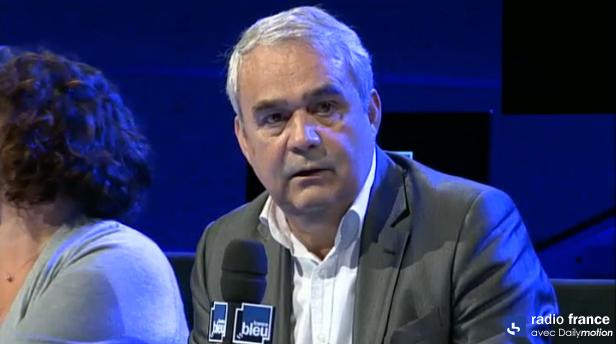 """Claude Esclatine, directeur de France Bleu : """"nous sommes un network de 44 stations avec, chacune, leurs spécificités et 4 millions d'auditeurs chaque jour (...) les territoires sont une valeur d'avenir, un concept moderne et tendance"""""""