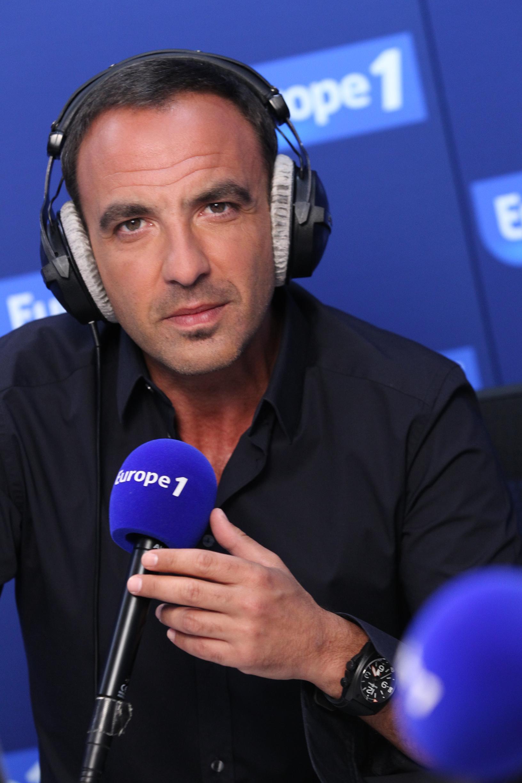 Nikos Aliagas préposé aux stars sur Europe 1