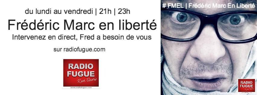 """Frédéric Marc promet des """"anecdotes et des moments forts"""" avec les pionniers de la radio chaque mardi soir"""