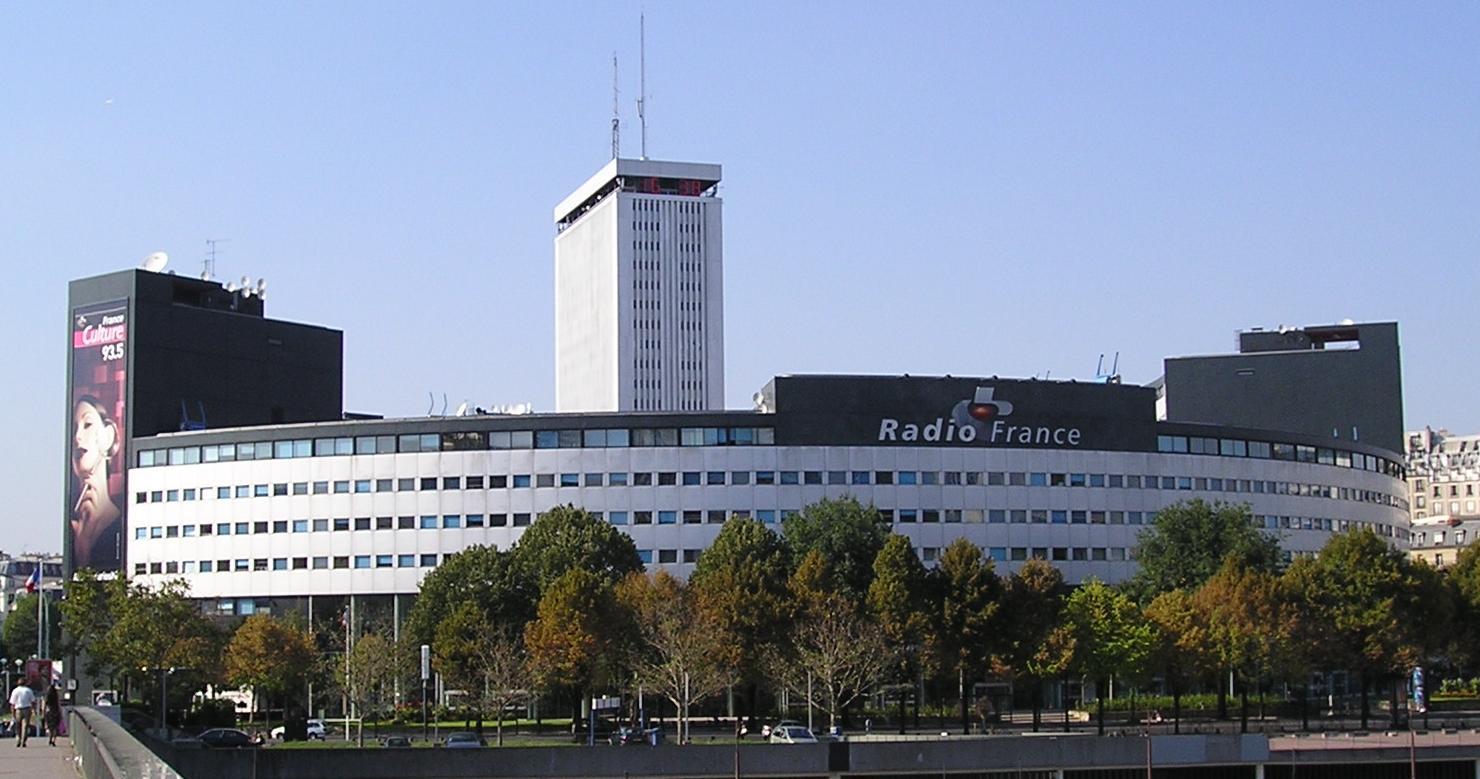 Cette année, les Rencontres de la Radio 2.0 se déroulent au studio 105 de la Maison Ronde.