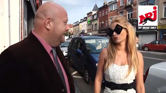 """La """"vraie-fausse"""" Lady Gaga : la meilleure blague belge de l'année ?"""