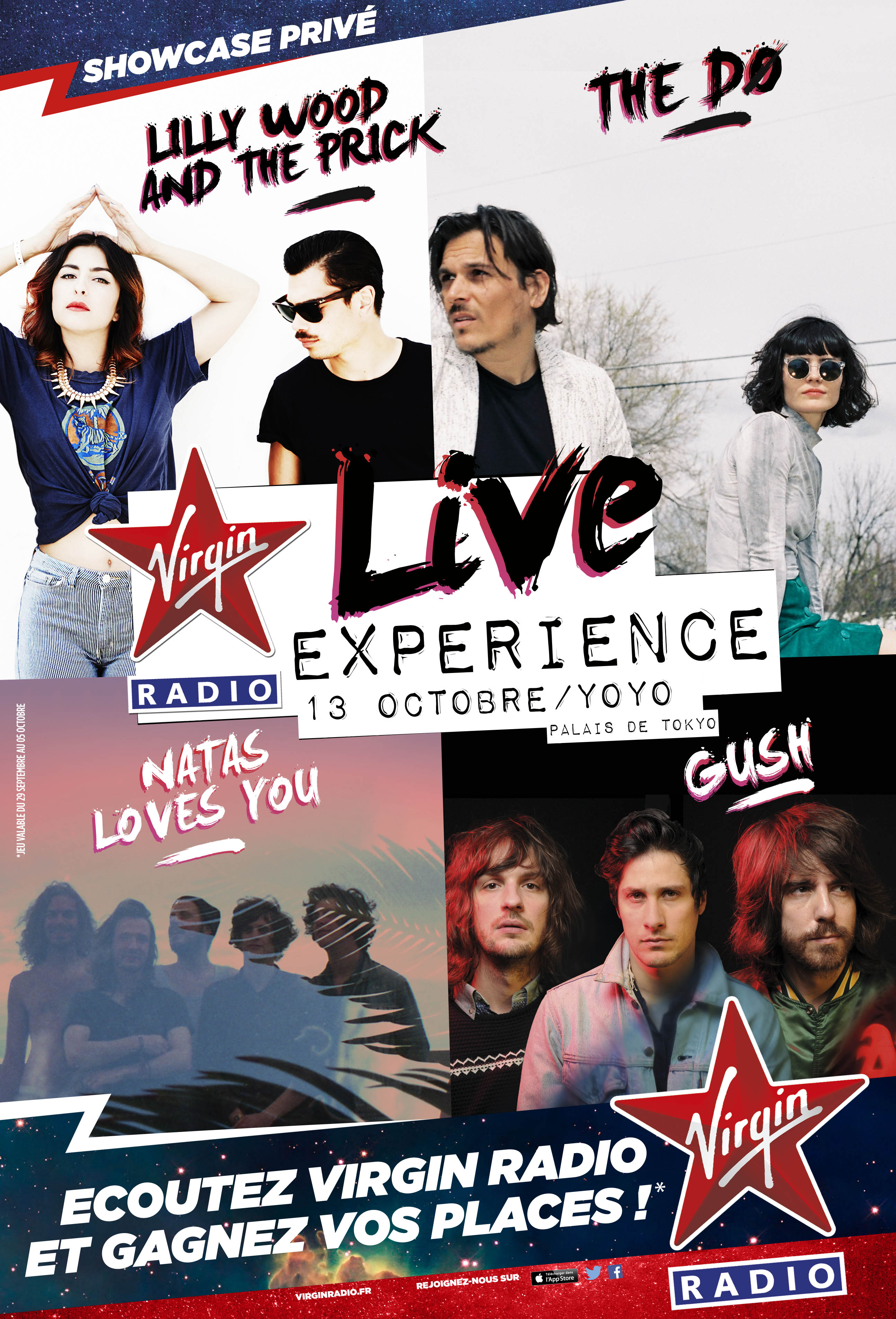 Virgin Radio Live Experience