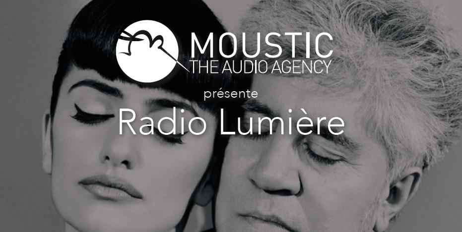 Moustic lance Radio Lumière