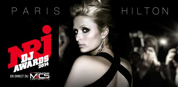 Paris Hilton attendue aux NRJ DJ Awards