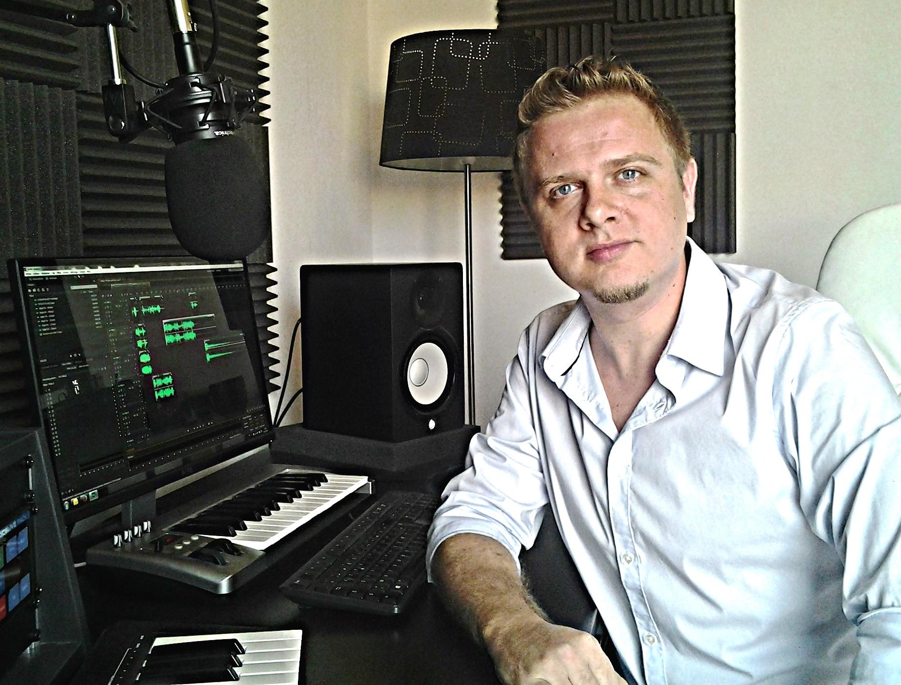 John Lacko vient de créer Tune Republic, un nouveau venu dans le monde de l'habillage sonore.