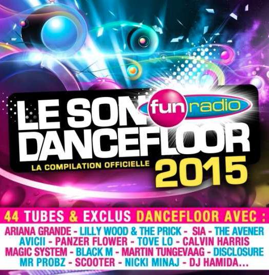 """""""Le Son Dancefloor 2015"""" numéro 1 du Top Compilation"""