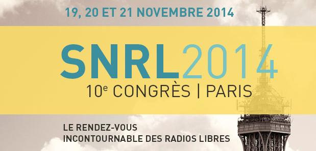 Olivier Schramek au congrès du SNRL