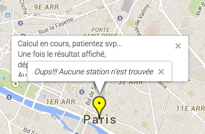 Imaginez que les stations de Radio France ne soient pas présentes à Paris...