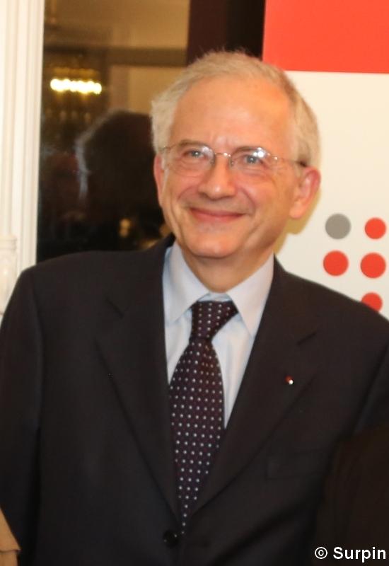 Olivier Schrameck, président du CSA assistait hier à l'ouverture du congrès du SNRL à Paris © Serge Surpin