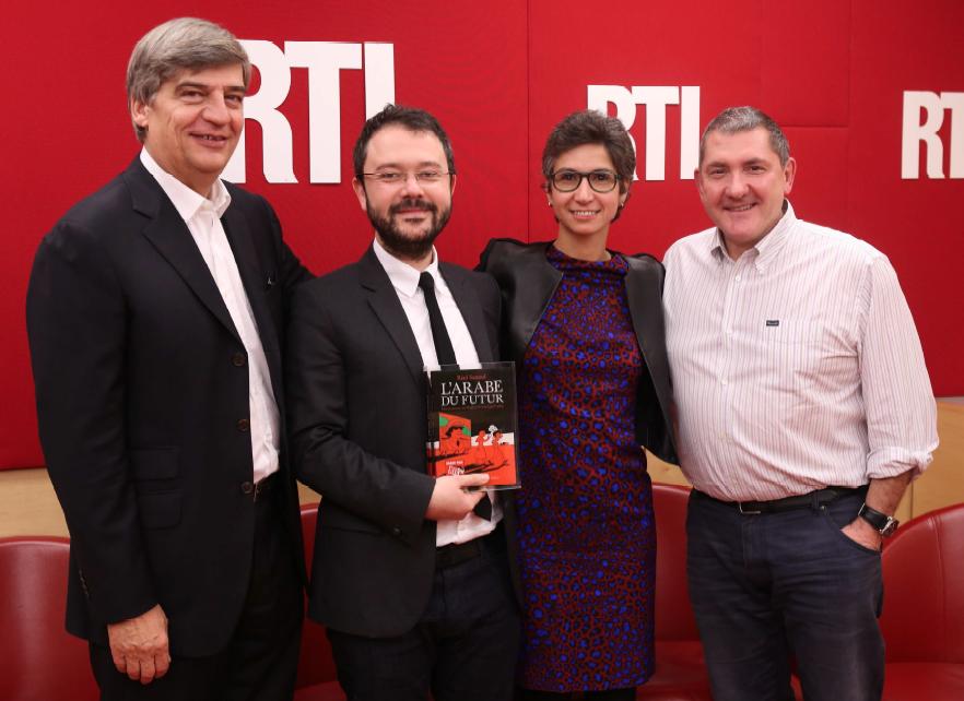 Le Jury était notamment composé de Jacques Esnous, directeur de l'information de RTL