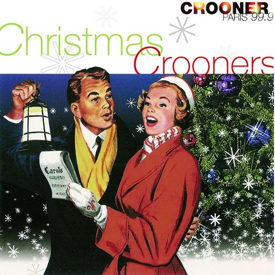 Du 7 décembre au 1 janvier, Crooner Radio crée une chaine éphémère «Christmas Crooners» pour vivre un Noël Hollywoodien