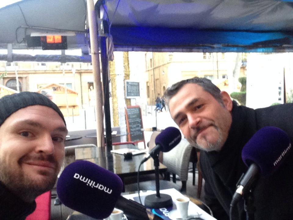 Maritima Radio en direct aujourd'hui d'Aix-en-Provence