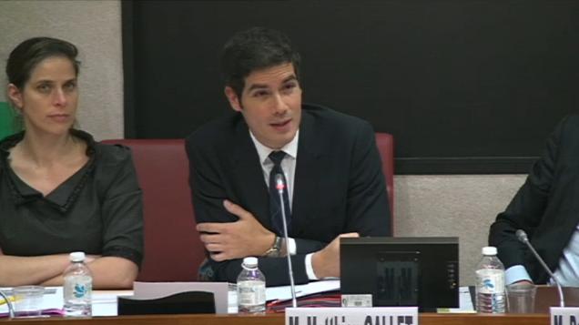 Mathieu Gallet cherche l'argent nécessaire pour boucler son budget