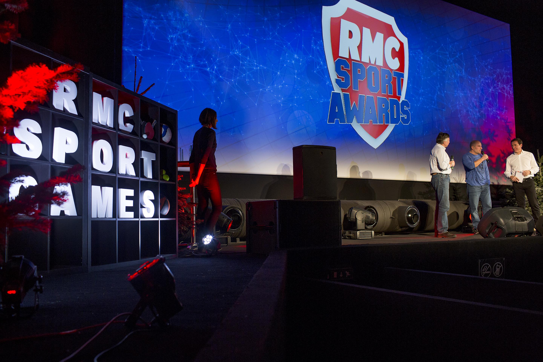 La première édition de la cérémonie des RMC Sport Awards s'est tenue vendredi 12 décembre aux Menuires ©Laurent Attias / RMC
