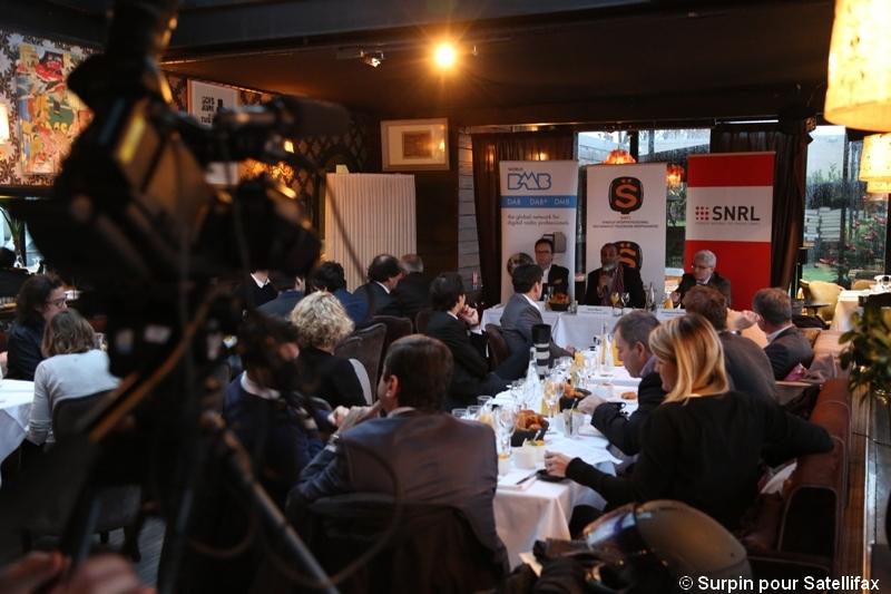 La RNT semble également de plus en plus intéresser les médias © Serge Surpin avec l'autorisation de Satellifax