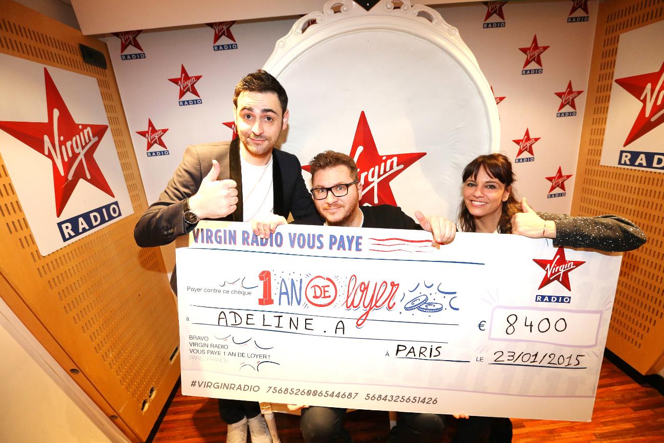 A 7h20, Adeline de Marseille a gagné 8 400 euros