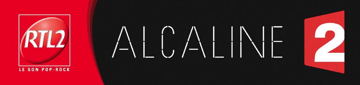 RTL2 : partenaire d'Alcaline sur France 2