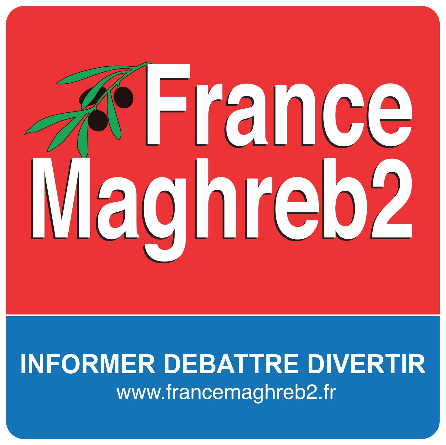 Un nouveau logo pour France Maghreb 2