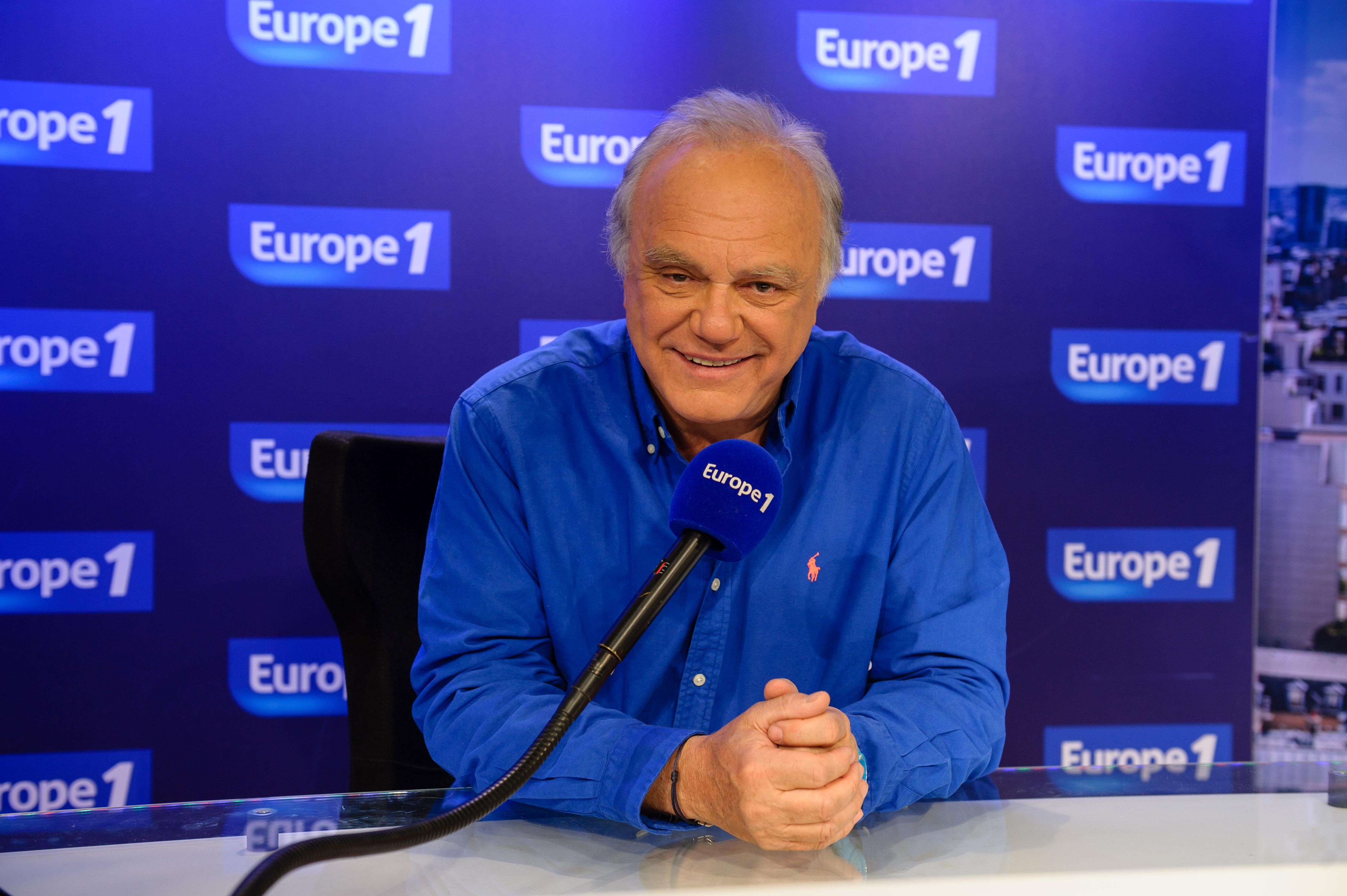 Laurent Cabrol évoquera (le 10 février à 16h) son expérience sur Europe 1 et donnera les clés pour réussir un bulletin météo ©  Christophe Petit-Tesson Capa - Europe 1