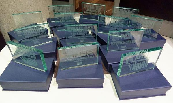 Salon de la Radio - Prix ON'R : et les gagnants sont...