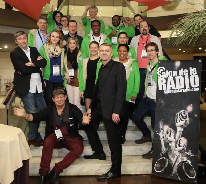 Dix souvenirs du salon de la radio en images - Centre etoile saint honore ...