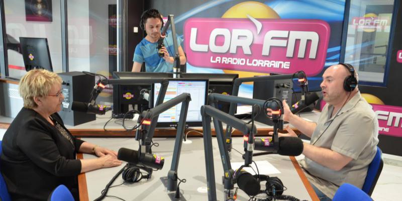 LOR'FM veut s'étendre sur le Luxembourg