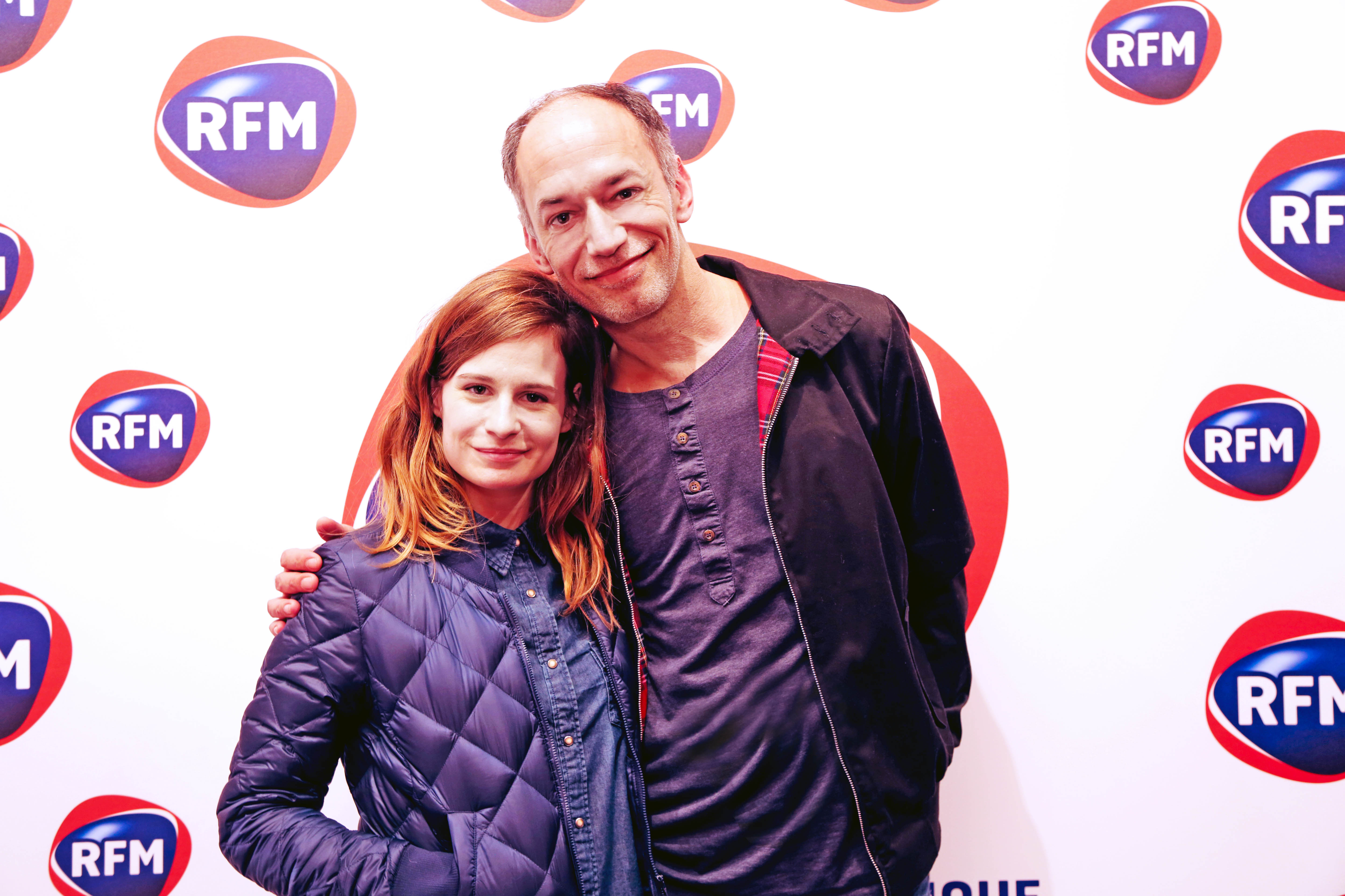 Christine and The Queens et Guillaume Aubert @ RFM