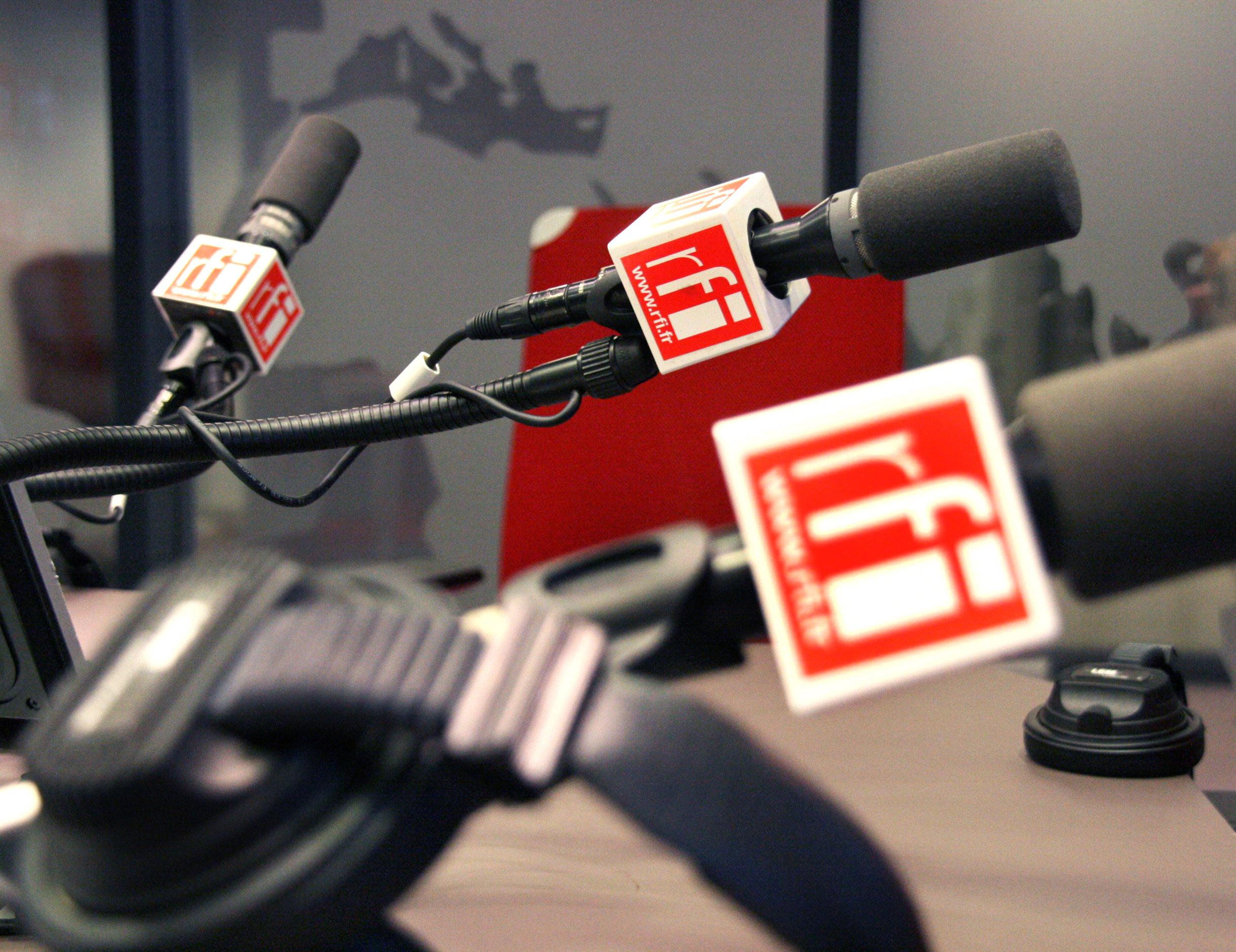 RFI : plus de 30% d'audience au Togo