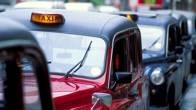 En voiture Simone.... © BBC