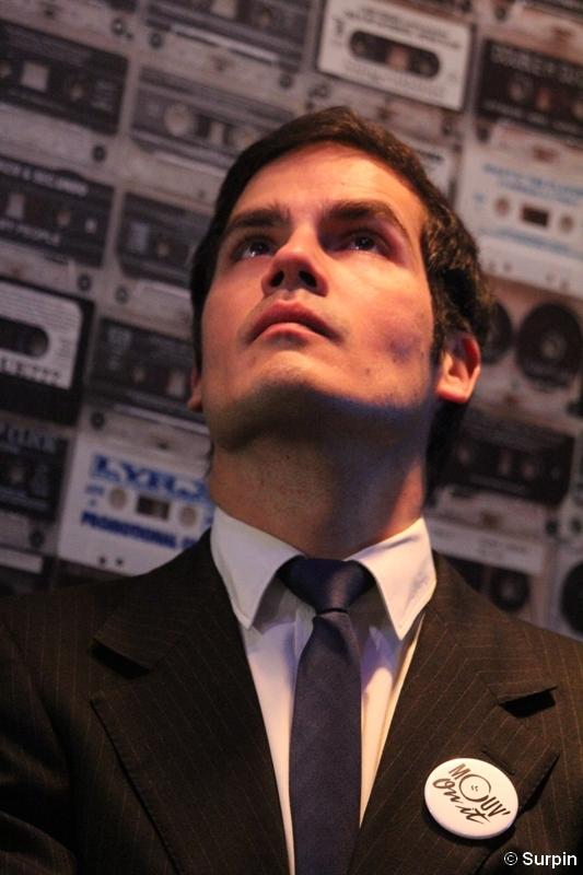 Mathieu Gallet, PDG de Radio France, cherche à réaliser des économies...  © Serge Surpin