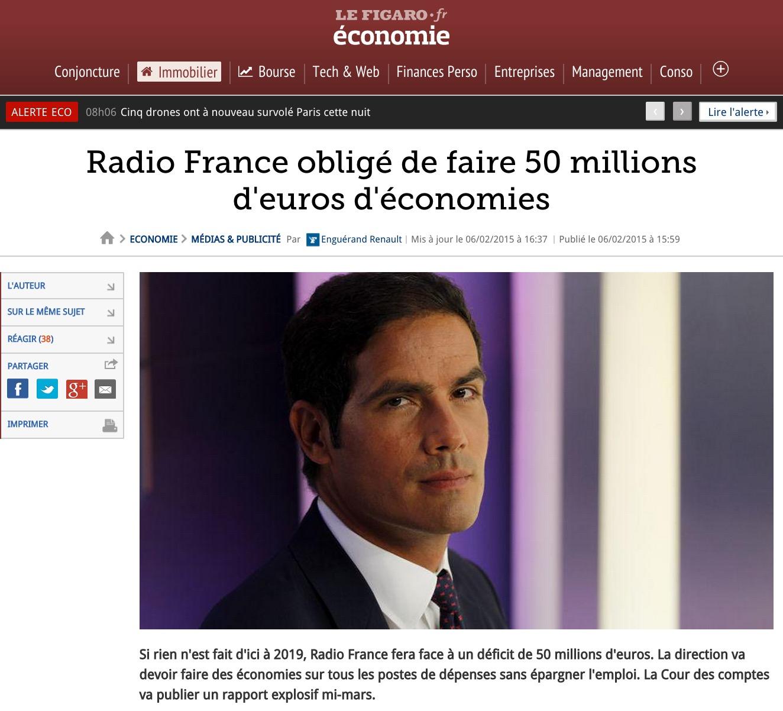 Radio France envisage l'extinction des Grandes et Petites ondes