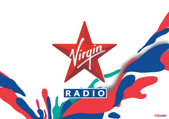 Virgin Radio dévoile sa nouvelle charte graphique