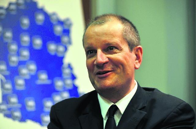 Pierre Galibert a pris ses fonctions à Toulouse ce 19 février