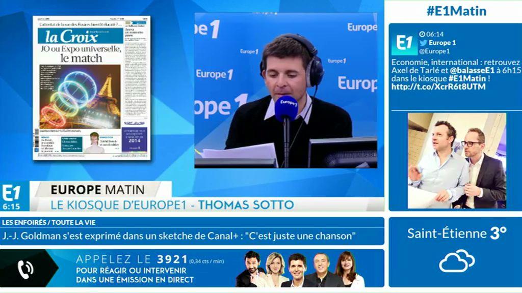 Europe 1 lance le plan Europe 1 Plus