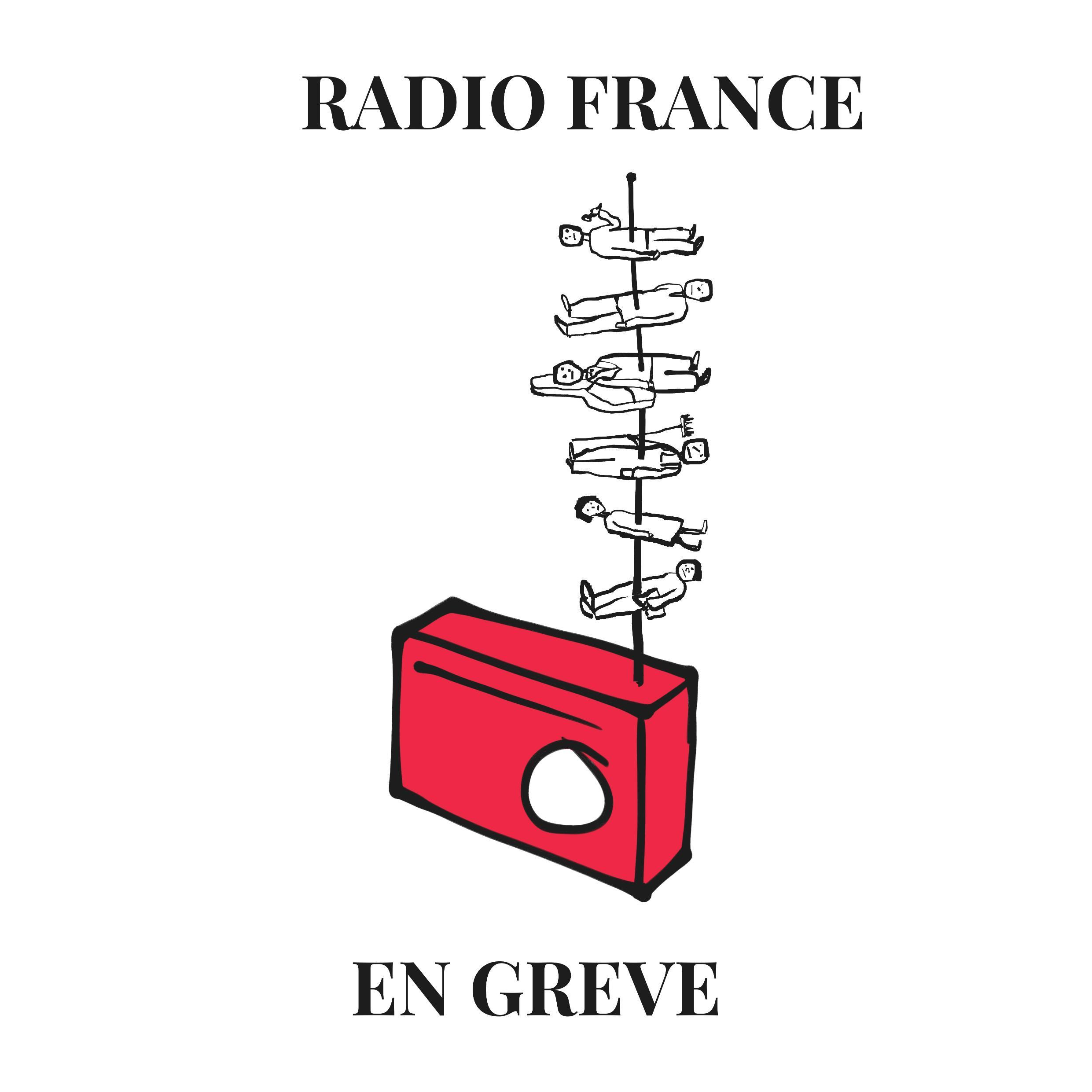 Grève reconduite à Radio France