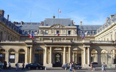 Mathieu Gallet a été convoqué ce matin au Palais Royal, par sa ministre de tutelle, Fleur Pellerin. (Photo repro LLPR)